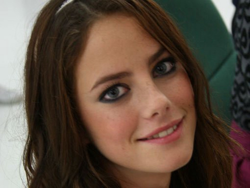 "UK Skins â€"" Kaya Scodelario:Safe For Work0"