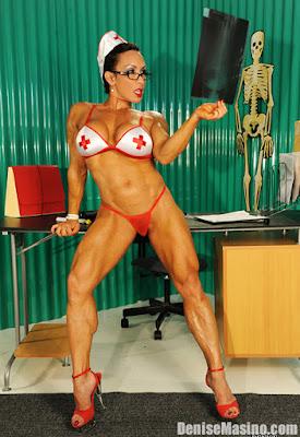 Nurse Denise Masino