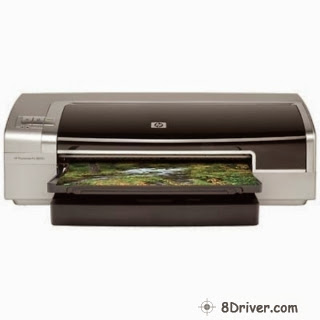 download driver HP Photosmart Pro B8300 series 4.0.1 Printer