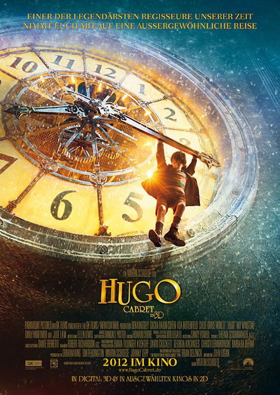 Hauptplakat - Hugo Cabret