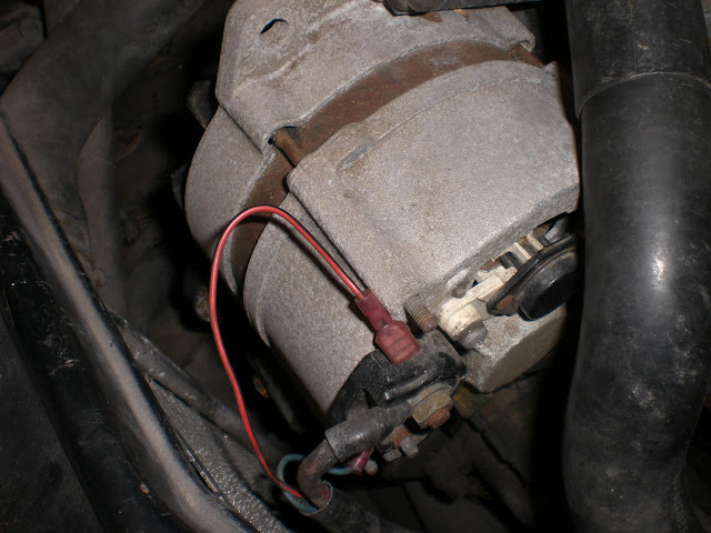 Vwvortex Com  Black Wire Near My Alternator Needs A