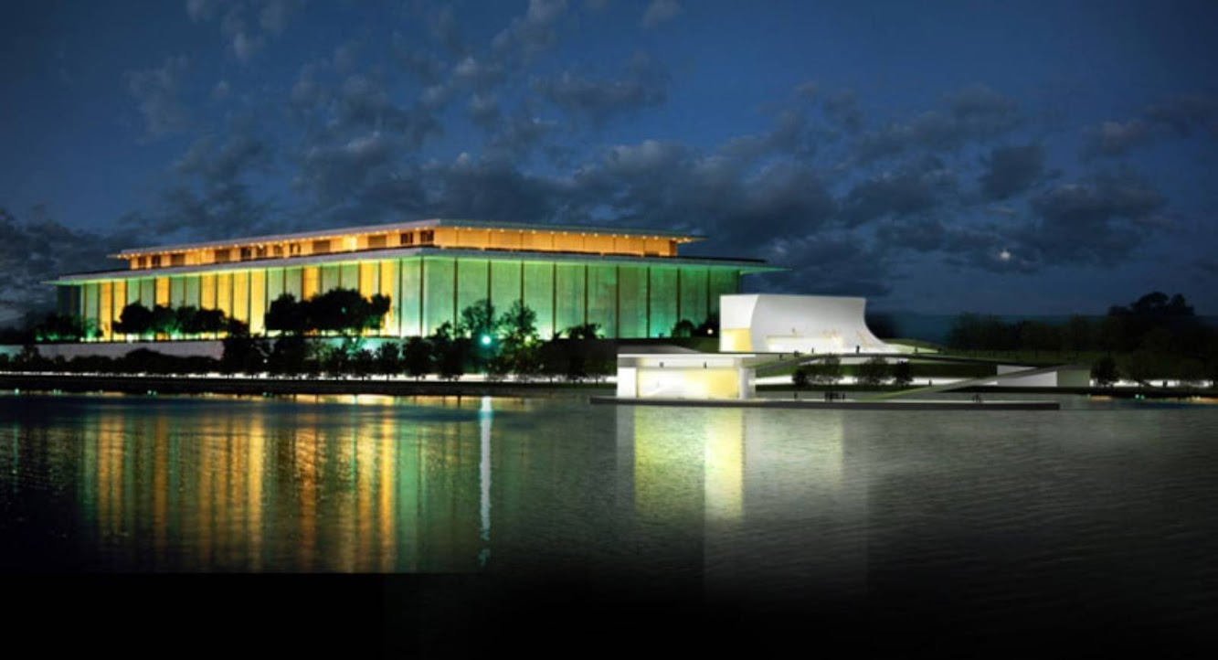 Washington, Distretto di Columbia, Stati Uniti d'America: Kennedy Center Expansion by Steven Holl
