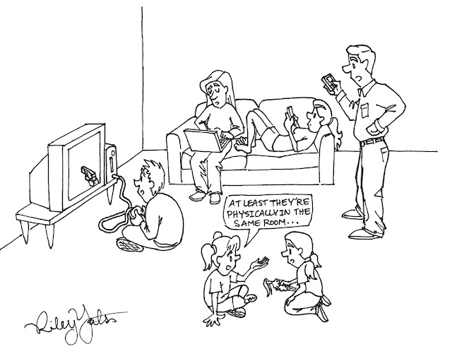 family distractions