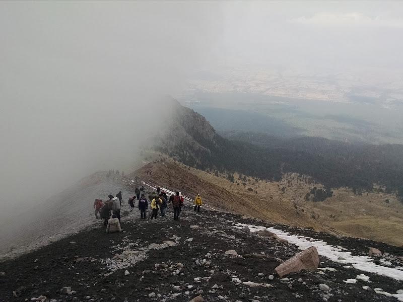 La Malinche • Ridge