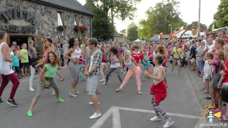 Tańce na ulicy - Jarosławiec 2013