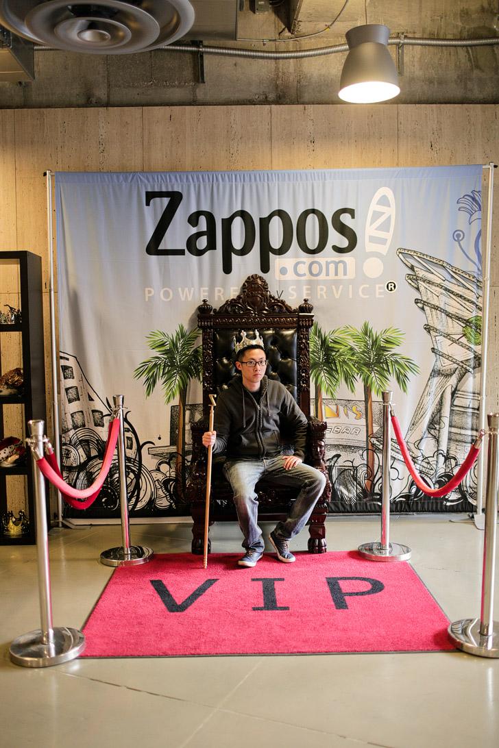 Zappos Tours Las Vegas.