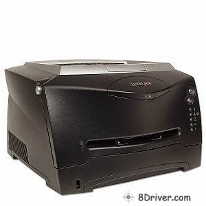 download and install Lexmark E234 printing device driver