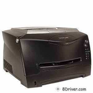 Install Lexmark E234 printing device driver – Lexmark Printers Driver