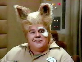 Image of John Candy as Barf in Spaceballs