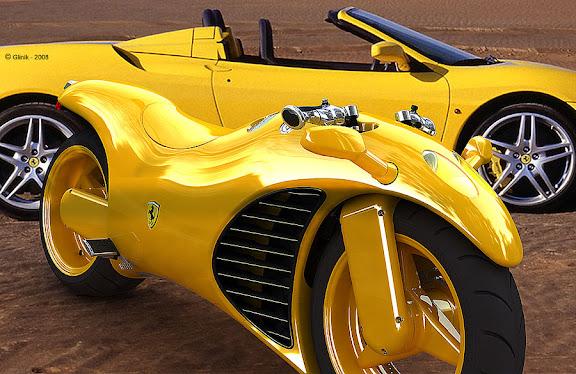 A Ferrari vai lançar uma moto!!! Ferrari5