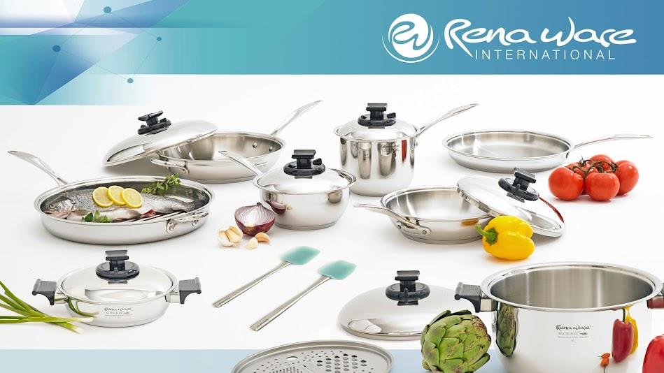 Rena ware online for Precios de utensilios de cocina rena ware