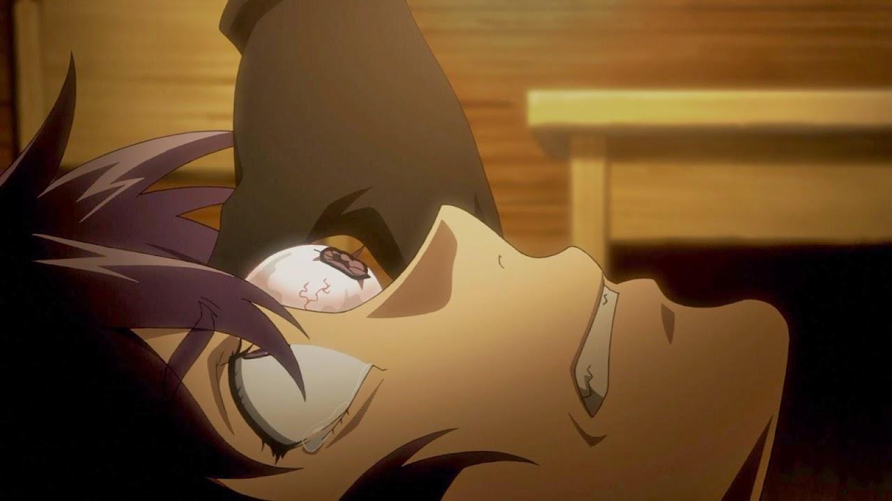 mirai nikki episode 3 animewaffles