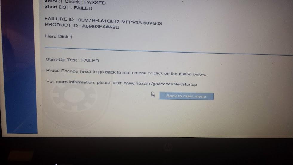 My Laptop wont load my CD?