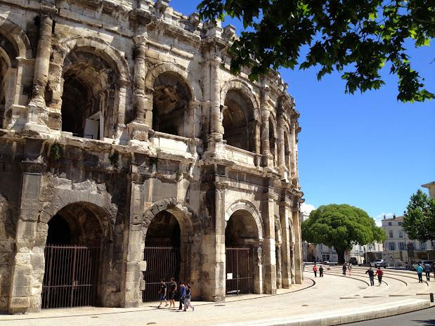 Амфитеатр или Арена Нима Arènes de Nîmes - Достопримечательности Нима (Nîmes)