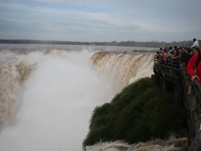 Garganta do Diabo - Cataratas do Iguaçú