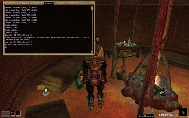JiliK's Blog: Backlog Assault: 2011 Wrap Party - Morrowind