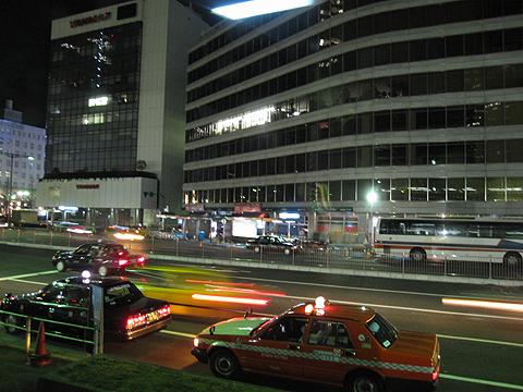 JR東海バス「ドリームなごや1号」 ・917 車窓