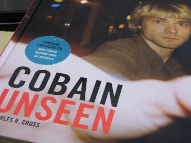 [#Nevermind20] Cobain Unseen, o livro: Nada do que for dito descreve o que se tem em mãos