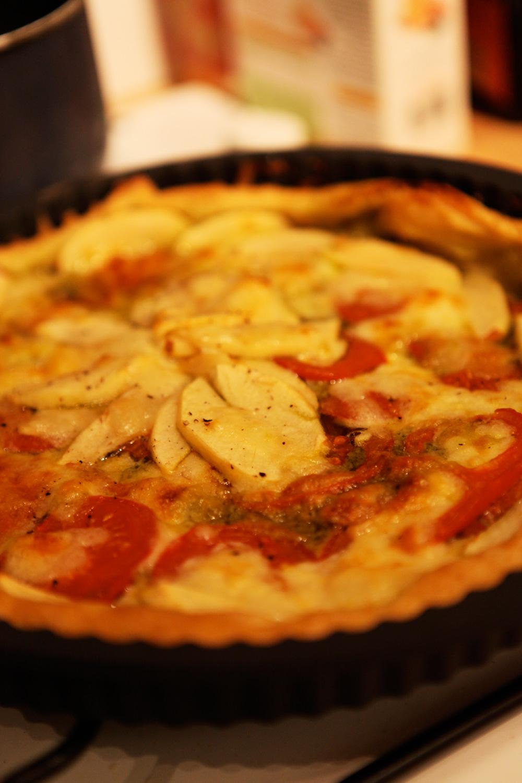 Le blog de cuisine paris vietnam recette tarte fine pommes tomates - Blog recette de cuisine simple ...