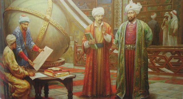 Müslüman Bilim Adamlarının Buluşları