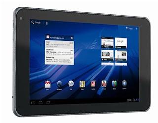 LG Optimus Pad. Características, especificaciones y precio.