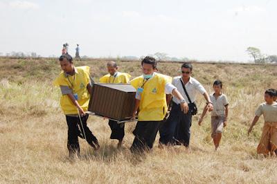 >Kyaw Thu – FFSS Yangon Activity (26th February 2011)