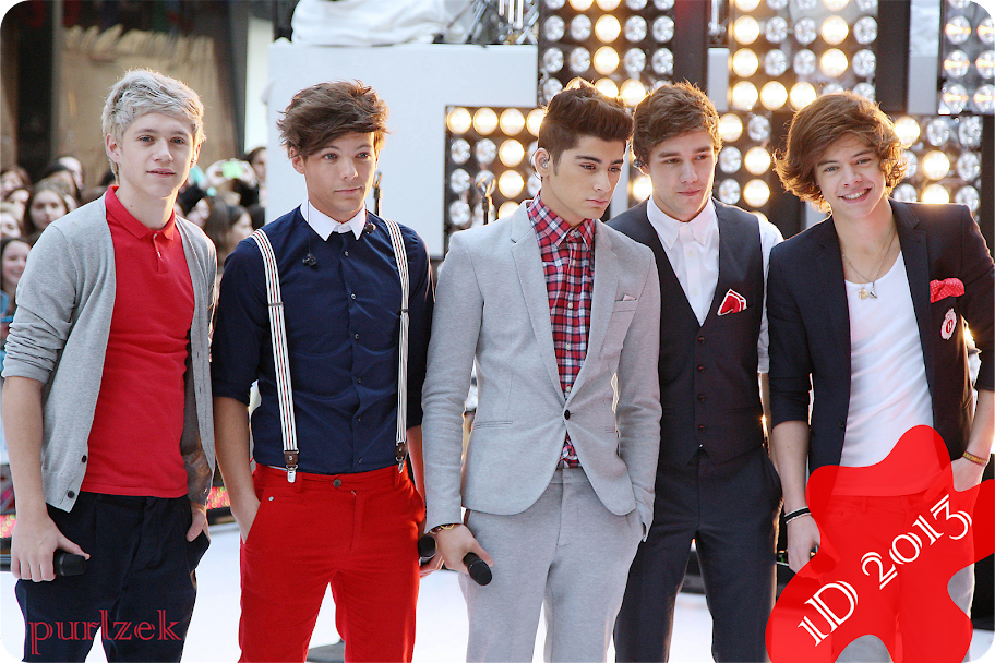 One Direction Detail