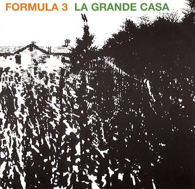 Formula Tre ~ 1973 ~ La Grande Casa