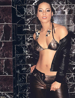 Alicia Keys Top Hollywood Actress