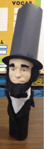 3rd grade book report on abraham lincoln