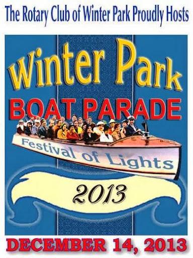 Winter Park Boat Parade