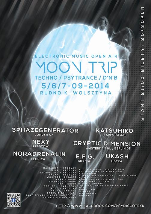 Moon Trip @ Rudno (koło Wolsztyna)