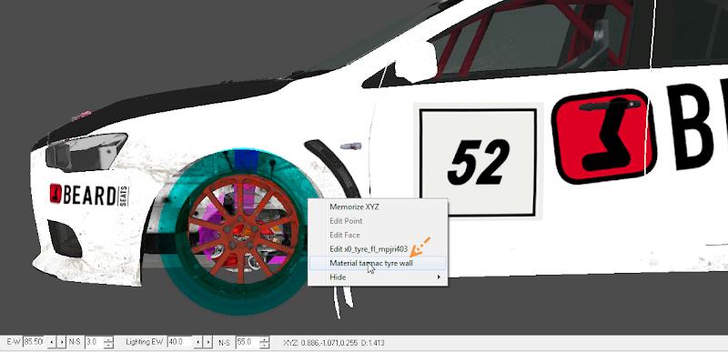การเพิ่มลายรถใหม่ลงไปใน DiRT 3 และการทำภาพ Tiles ของรถ Newcar30