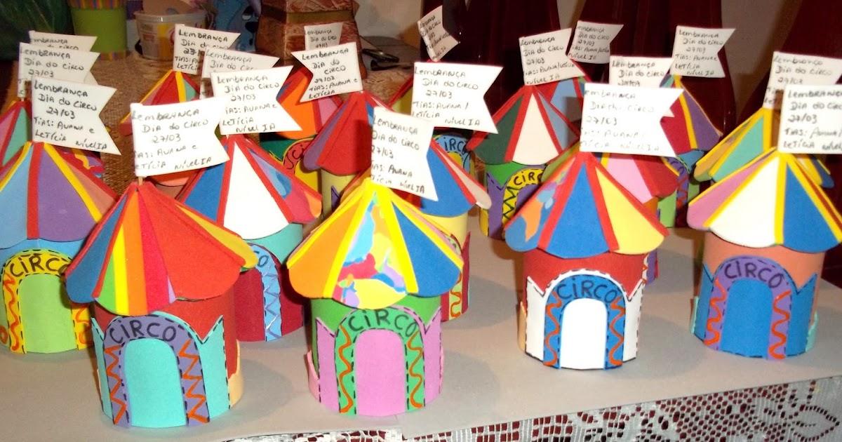 Docinhoarteva.blogspot.com: Lembrança Do Dia Do Circo