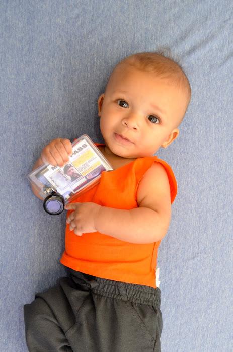 Korben Dallas Fifth Element baby costume