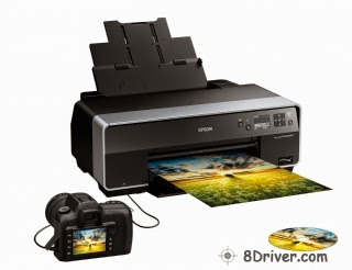 download Epson Stylus Photo R3000 Inkjet printer's driver