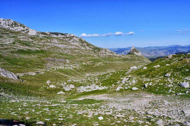 горы в Дурмиторе, Черногория