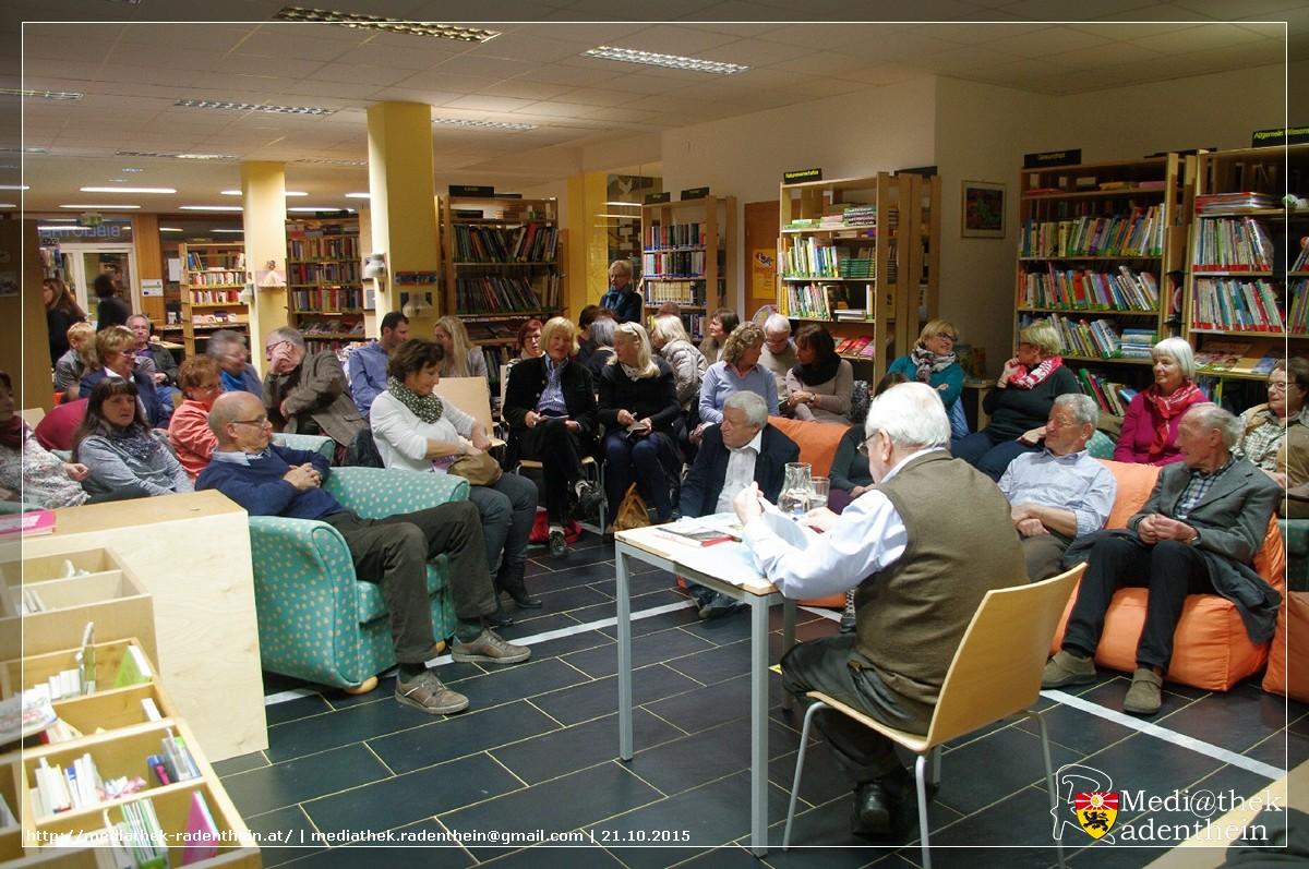 Lesung Prof. Dr. Alois Brandstetter
