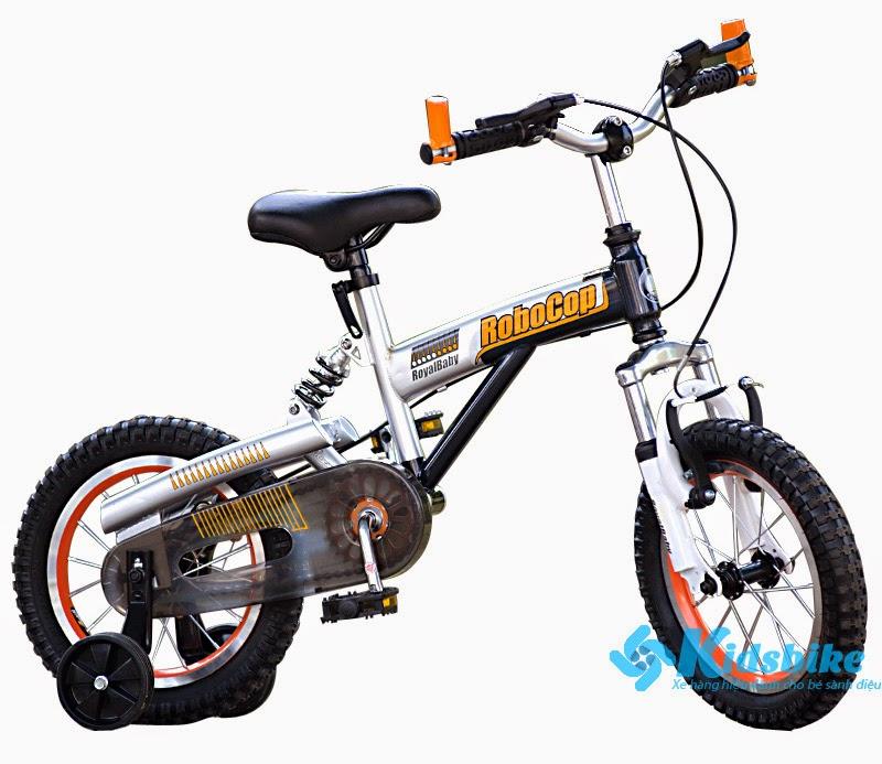 Xe đạp Royalbaby RoboCop