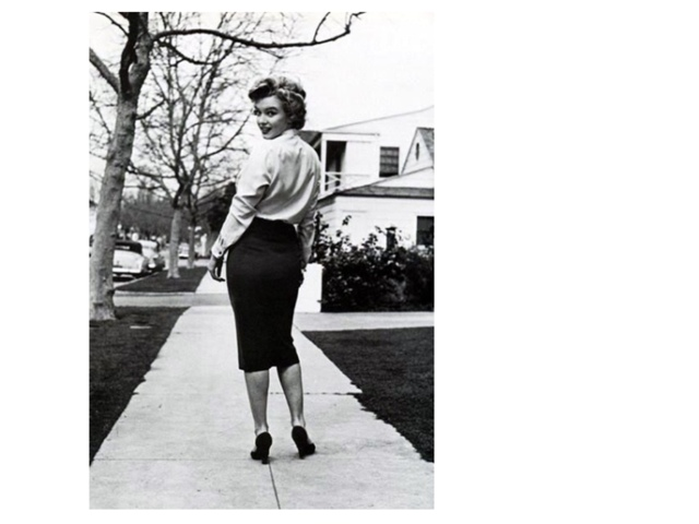 Die Waffe einer Frau – Pencil-Skirt