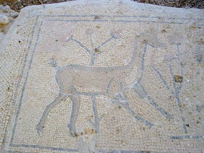 Jericho – בית כנסת נערן ביריחו
