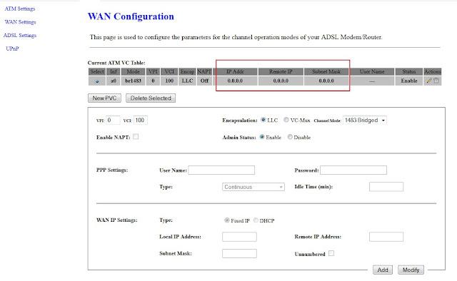 TipidPC com - pldt mydsl prolink 5400n bridge mode settings