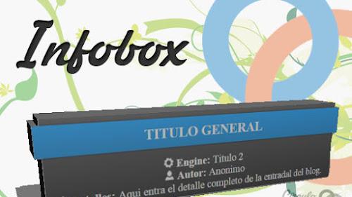 Infobox & Ribbon CSS