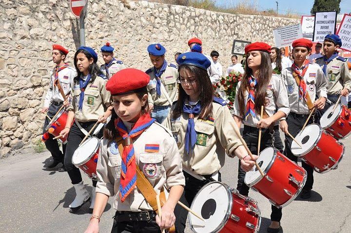 Armenian skauts