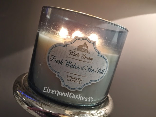 Liverpoollashes Beauty Blog Bath Body Works 3 Wick Candle In