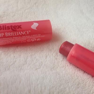 Blistex lip balm