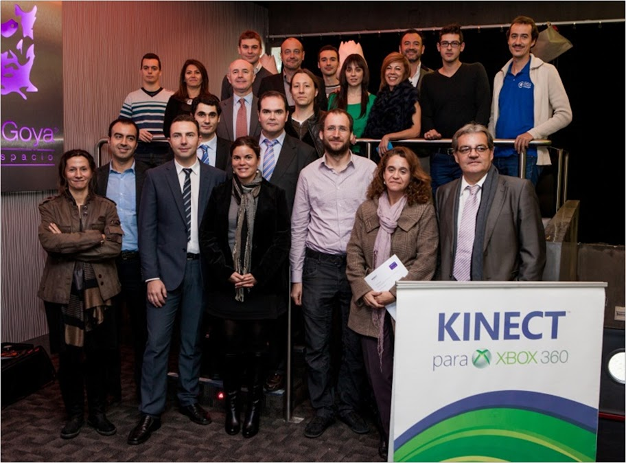 Kinect Inspiration Meeting Participants