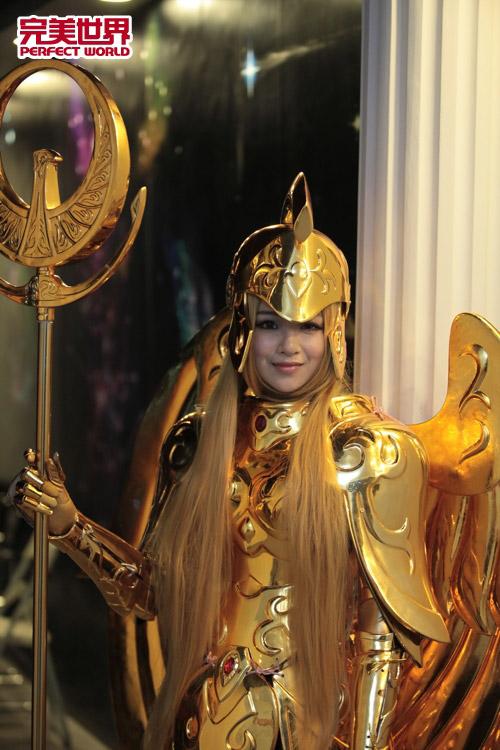 Chiêm ngưỡng nữ thần Athena tại Chinajoy 2012 5