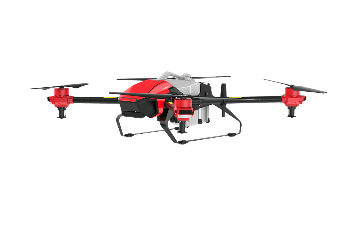 The P30 drone model from XAG's P Series aerial spraying drones.