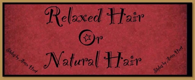 Relaxed or Natural Hair